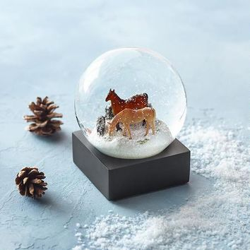 Horse Country Snowglobe