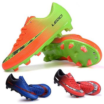 New Cleats Soccer Mens football boots