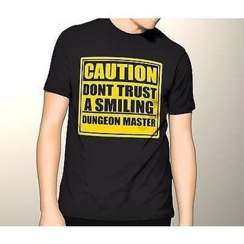Dungeons and Dragons - Don't Trust a Smiling Dungeon Master