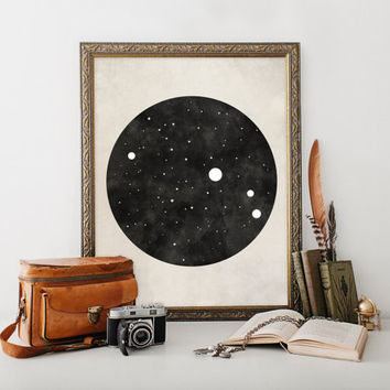 Aries Art, Aries Constellation Print, Zodiac Art, Zodiac Constellation, Zodiac Print