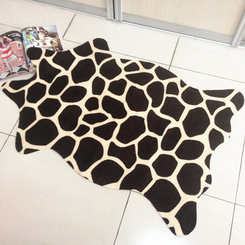 Bedroom Sofa Creative Simple Design Living Room Floor Mat = 4883703108