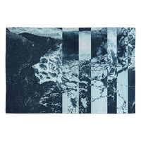 Caleb Troy Swell Zone Spatter Woven Rug