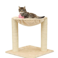 Wooden Clamping Cat House