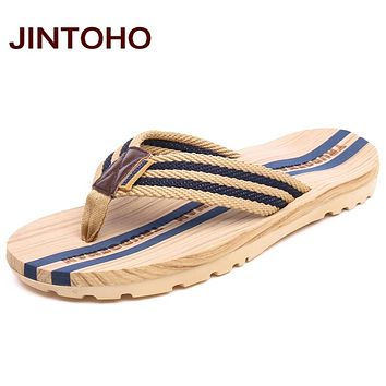 Fashion Men Flip Flop Sandals Flip Flops Slippers Water Beach Shoes Male Slippers Slides Slippers