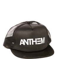 Simple Anthem Trucker
