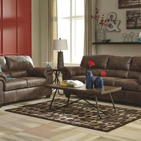 12000 - The Bladen Coffee Living Room Set - Brown