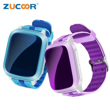 Children Smart Watch GPS Tracker DS18 For Kids SOS Call Anti-Lost GPRS/GSM/WiFi Child Safe Wristwatch Remote Monitor Position