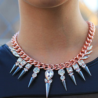 8 Other Reasons Verses Necklace in Rose Gold   Sweet Rebel   Sweet Rebel