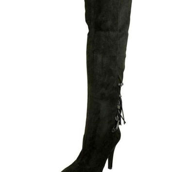BCBGeneration Eva Over-the-Knee Boots