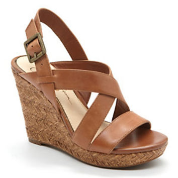 Jessica Simpson Jerrimo Wedge Sandals | Dillard's Mobile