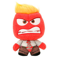 Funko Disney Inside Out Anger Fabrikations Plush
