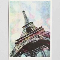 Mareike Bohmer Paris 2 Art Print- Multi One