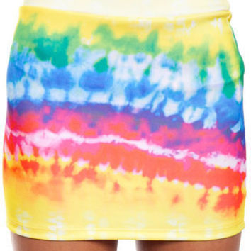 Dyed and True Skirt