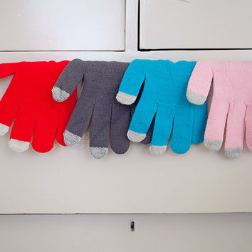 Touch Gloves - Solid
