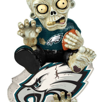 Philadelphia Eagles Resin Thematic Zombie Figurine
