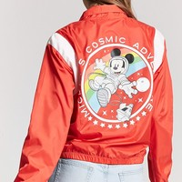 Mickey Mouse Graphic Anorak