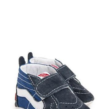 Infant Boy's Vans 'SK8-Hi' Crib Sneaker,