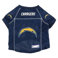Los Angeles Chargers Pet Jersey