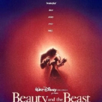 Beauty And The Beast Mini Movie Poster 11x17