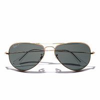 Ray-Ban Classic Gold Aviator Sunglasses