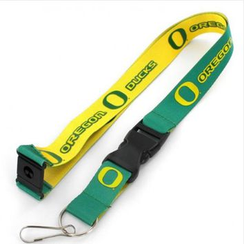 Oregon Ducks Lanyard - Reversible