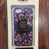 Simply Southern iPhone 6/6s Case- Paddles