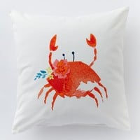 Charlotte the Crab Pillow