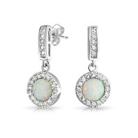 Bling Jewelry Opal Dangling Style