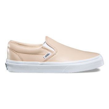 Leather Slip-On | Shop At Vans