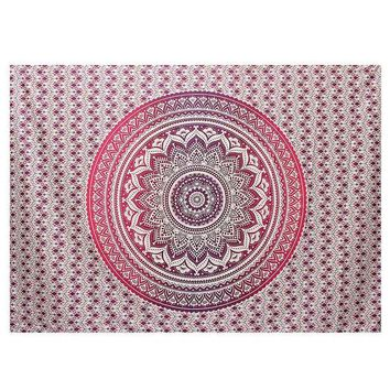 DCCKJG2 New Indian Mandala Tapestry Wall Hanging Printed Beach Throw Towel Yoga Mat Table Cloth Bedding Outlet Home Decor 200x150cm