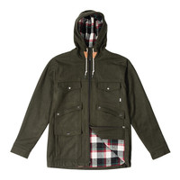 OUTPOST WOOL JACKET