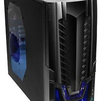 Custom Gaming PC Desktop Computer 4.2GHz Quad Core CPU 2TB HDD 16GB RAM d WiFi