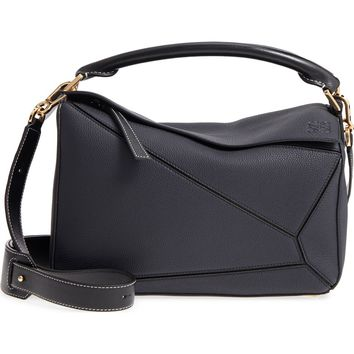 Loewe Medium Puzzle Leather Shoulder Bag | Nordstrom