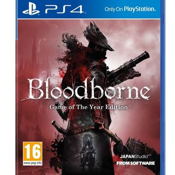 Bloodborne: Game of the Year Edition [PlayStation 4 PS4, Region Free, ARPG] NEW