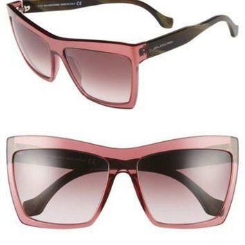 ONETOW balenciaga 60mm oversize sunglasses nordstrom 2