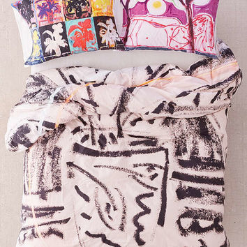 Thrush Holmes X UO Duvet Cover | Urban Outfitters