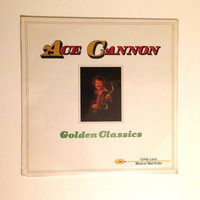 FALL SALE Ace Cannon Golden Classics SEALED Vinyl Record 1980 Jazz Red River Valley Honky Tonk Lp Album