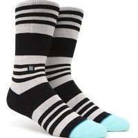 Stance Alfa Crew Socks - Mens Socks - Black - One