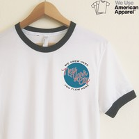 AA New York Natives Ringer Tee