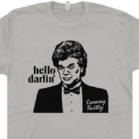 Conway Twitty T Shirt Vintage Country Music Tee