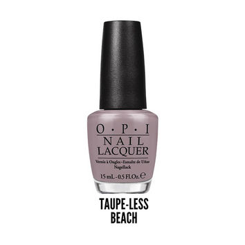 New Item OPI Brazil Collection: Taupe-Less Beach (A61)
