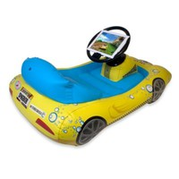 SpongeBob SquarePants Inflatable Sports Car for iPad® by CTA Digital