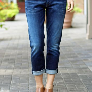 Slim Boyfriend Jean-Citizens Of Humanity Emerson Slim Boyfriend-Amuse-$178.00 | Hand In Pocket Boutique
