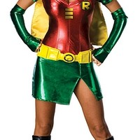 Robin Girl Heroine Costume - Sexy Women Halloween Costumes