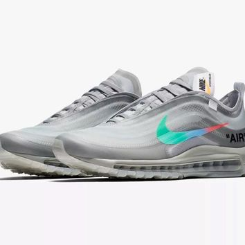 "OFF-WHITE x Nike Air Max 97 ""Menta"" 40-45"