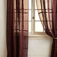 Moon Shadow Curtain by Anthropologie