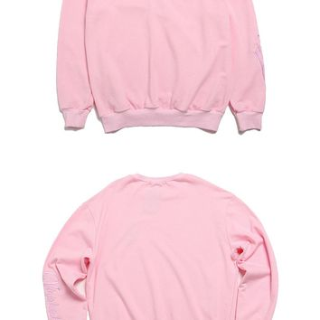 Pastel Ice Cream Pullover Sweatshirt
