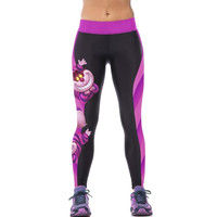 Loyally Elegant Cute Workout Leggings