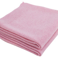 Little Crown Blanket, Pink, Baby Blankets