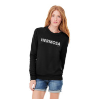 Hermosa - Womens Raglan Sweatshirt